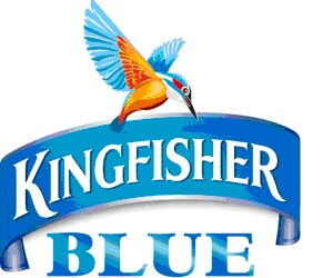 Kingfisher blue